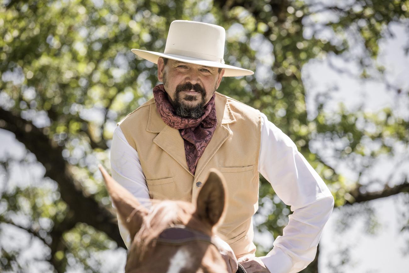 Gaby und Martin Mueller, Savvy Ranch, Pferde, Western